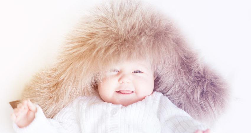 habits bébé hiver