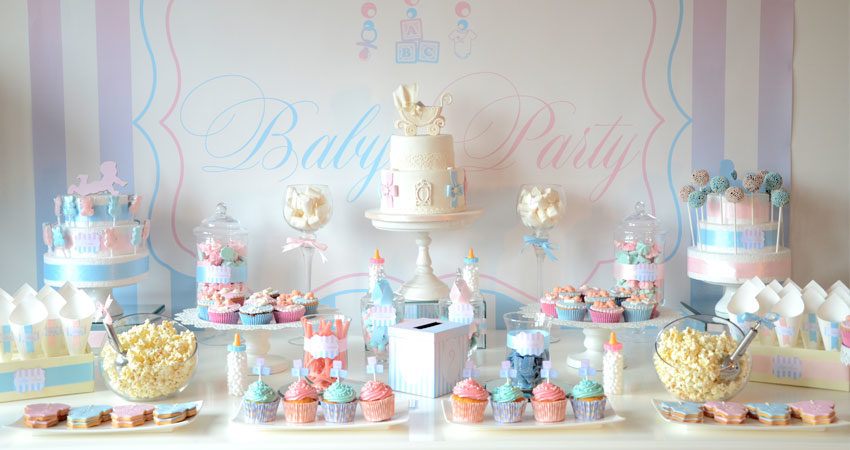 baby shower organisation