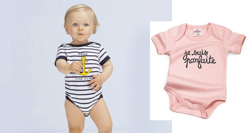 2b3b6bffc6473 Body pour bébé